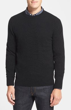 Nordstrom  - Cashmere Crewneck Sweater