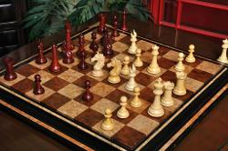 The House of Staunton Inc. - The Cremona Series Artisan Chess Set