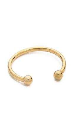 Fallon Jewelry  - Shalom Ball Cuff Bracelet