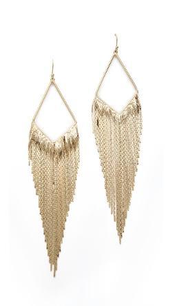 Jules Smith  - Coachella Earrings