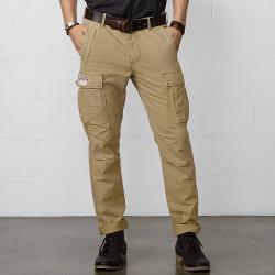 Denim & Supply - Zip-Pocket Cargo Pant