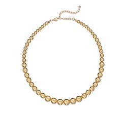 Charter Club - Graduated Bead Collar Necklace