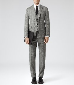 Maleo - Check Classic Suit