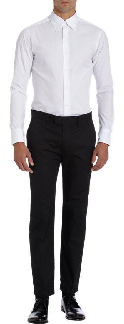 E TAUTZ  - Button-Down-Collar Dress Shirt