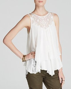 Free People   - Top -Wear It For Love