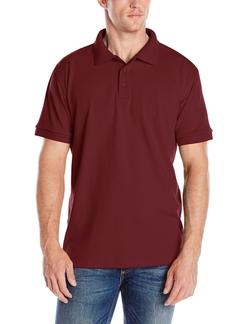 Classroom Uniforms - Short Sleeve Interlock Polo Shirt