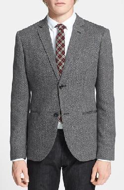 Topman - Herringbone Sportcoat