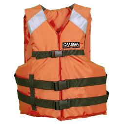 Omega  - Type III Commercial All Purpose Life Vest