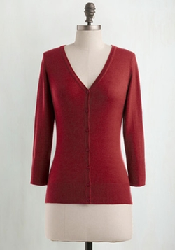 Charter School  - V-Neck Cardigan