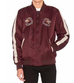 Schott - Souvenir Baseball Jacket