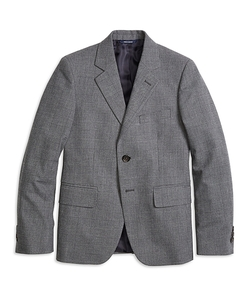 Brooks Brothers - Two-Button Houndstooth Suit Jacket