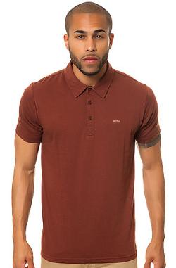 RVCA  - The Sure Thing Polo in Cinnamon