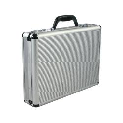 Fasano  - European Style Aluminum Wide Attache Case