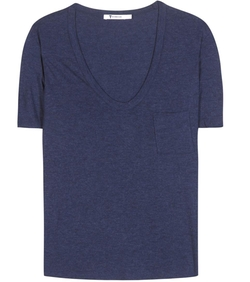 T By Alexander Wang - Classic Cropped T-Shirt