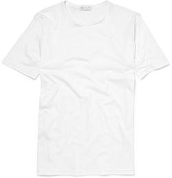 Sunspel - Crew Neck Cotton T-Shirt