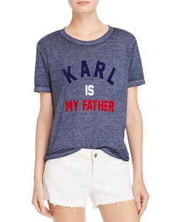 Eleven Paris - Karl Is My Father Tee