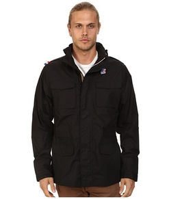 K-Way  - Manfield Waterproof Cotton Plus Jacket