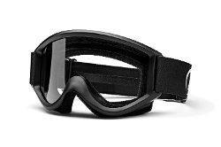 Smith Optics  - SC Black Clear Lens Goggles