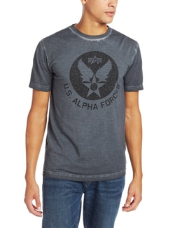 Alpha Industries  -  US Forces Military T-Shirt