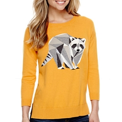 Stylus - Graphic Intarsia Sweater