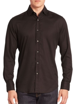 Robert Graham  - Baylor Textured Shirt