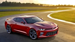 Chevrolet - Camaro Coupe
