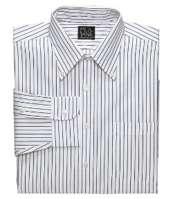 Jos. A. Bank - Oxford Striped Dress Shirt