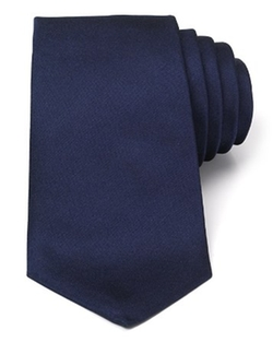 Turnbull & Asser  - Solid Satin Classic Tie