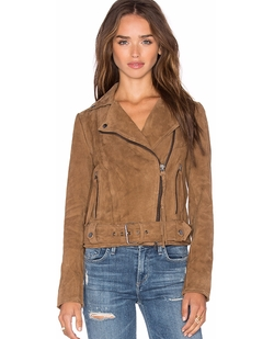 Muu Baa - Warren Belted Biker Jacket