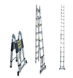 Exacme - Aluminum Telescopic Collapsible Ladder