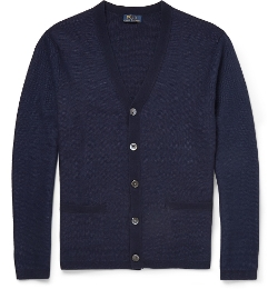 Polo Ralph Lauren - Linen & Cashmere-Blend Cardigan