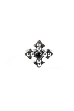 Ottoman Imports - Sterling Cross Ring