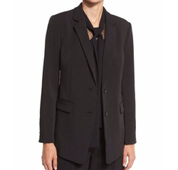 Michael Michael Kors  - Long Two-Button Blazer