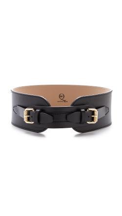 McQ - Alexander McQueen  - Cinch Belt