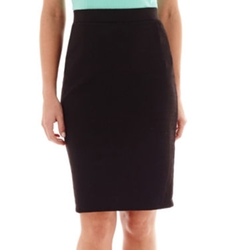 Liz Claiborne - Knit Pencil Skirt