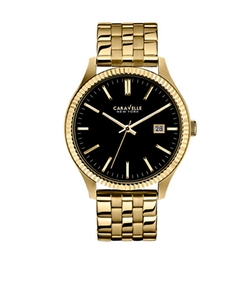Caravelle New York by Bulova - Stainless Steel Bracelet Watch