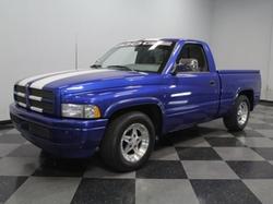 Dodge Ram Pickup Truck - 1996 Pickup Truck