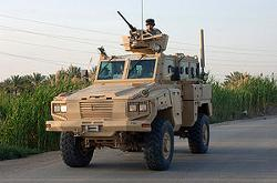 BAE Systems Land Systems OMC - RG-31 MK5 Truck