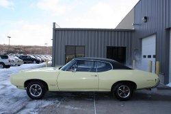 Pontiac  - 1968 GTO