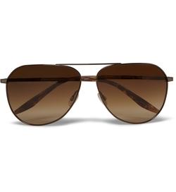 Barton Perreira - Hawkeye Tortoiseshell Sunglasses