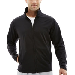 Xersion - Lightweight Full-Zip Tricot Jacket