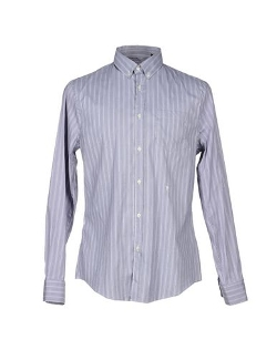 Tru Trussardi - Striped Button Down Shirts