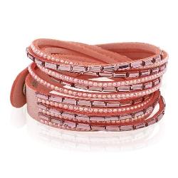Chuvora - Multi-Strand Wrap Bracelet