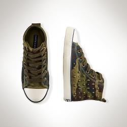 Ralph Lauren - Sag Harbour Hi Sneaker