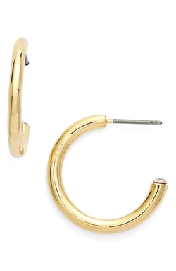 Lauren Ralph Lauren - Post Back Hoop Earrings