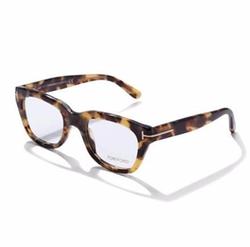 Tom Ford - Large Havana Fashion Glasses
