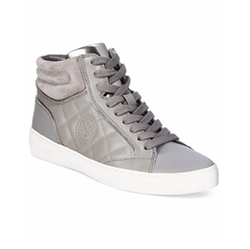 Michael Kors - Paige Quilted High Top Sneakers
