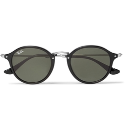 Ray-Ban - Round-Frame Sunglasses