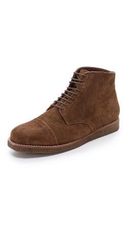 Centre Commercial  - Pantal Suede Boots