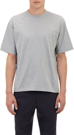 Tomorrowland  - Boxy Drop-Shoulder T-Shirt